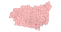 Villademor de la Vega - Mapa municipal.png