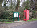 Village communications at Fifehead Neville - geograph.org.uk - 336415.jpg