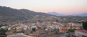Villanueva del Río Segura - Image: Villanueva del Rio Segura