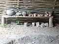 Villeneuve d'Ascq Asnapio, atelier antique du potier.JPG