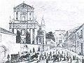 Vilnia, Vastrabramskaja, Karmelicki. Вільня, Вастрабрамская, Кармэліцкі (1840).jpg