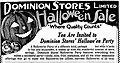 Vintage Ad -948 Dominion Hallowe'en Sale (4061679228).jpg