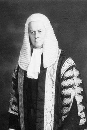 Thomas Inskip, 1st Viscount Caldecote - The Viscount Caldecote, Lord Chancellor