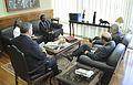 Visita da Ministra de Defesa da Guiné Bissau, Cadi Seidi. (18065037803).jpg