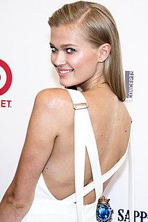 Vita Sidorkina Russian model (born 1994)