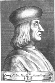 Aldus Manutius - Wikipedia