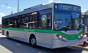 Volgren CR225L bodied Mercedes-Benz O405NH operating for Transperth (Swan Transit 107).jpg