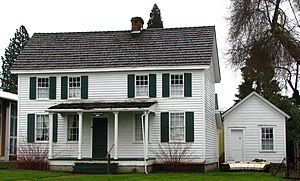 Molalla, Oregon - Vonder Ahe House