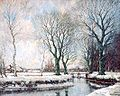 Vordense Beek in de winter - Gorter.jpg