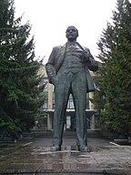 Vradievka, Monument to Lenin.JPG