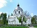 Węglówka - Dawna cerkiew grecko - katolicka, obecnie kościół - panoramio.jpg