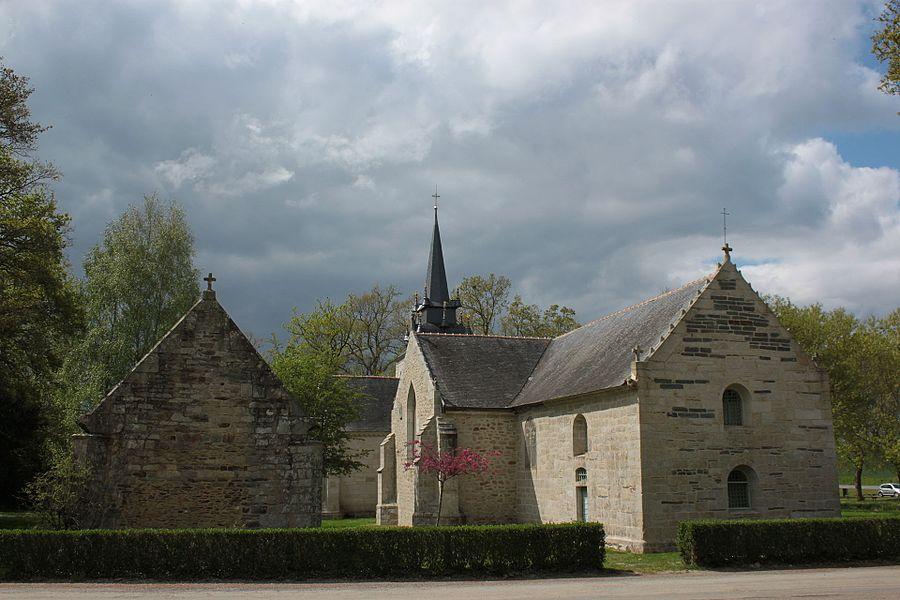 Chapelle Sainte-Noyale, Fr-56-Noyal-Pontivy.
