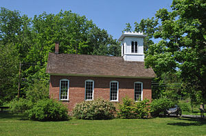 Morris Township, New Jersey - Washington Valley Schoolhouse