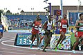 WCAP runners Aaron Rono, Shad Kipchirchir finish 2-4 in 10,000-meter run at 2015 Pan American Games photos by Tim Hipps, IMCOM Public Affairs (21012408679).jpg