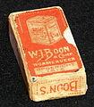 WJ Boon pakje domino kaartjes, foto1.JPG