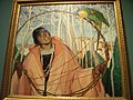 WLA ima Higgins Indian Girl with Parrot and Hoop 2.jpg