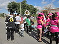 WWOZ 30th Parade Elysian Fields Lineup 5.JPG