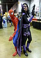WW Chicago 2015 - Spider-Man & Huntress (21048337835).jpg