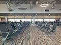 Waiting area in Glasgow International Airport 2019.jpg