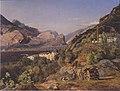 Waldmüller - Gebirge von Arco bei Riva.jpeg