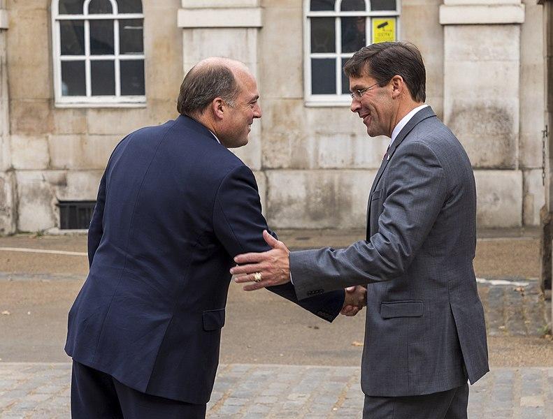 Министр обороны Великобритании заявил, что сможет дать адекватный ответ в случае применения Россией