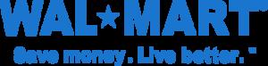 English: simulated Wal-Mart logo