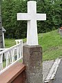 Walscheid (Moselle) croix de chemin à Sitifort.jpg