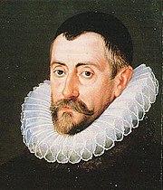 Francis Walsingham by John de Critz (detail)