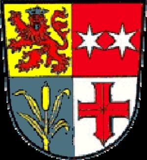 Groß-Rohrheim - Image: Wappen Groß Rohrheim