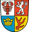 Coat of arms of Spree-Neiße