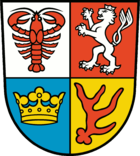 Coat of arms of the Spree-Neisse district