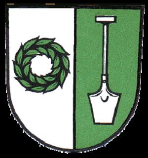 Neckarwestheim - Image: Wappen Neckarwestheim