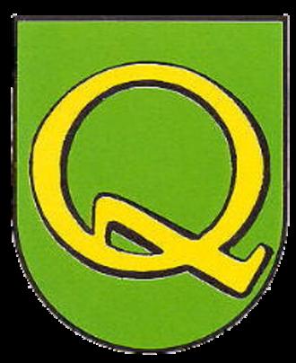 Queichheim - Queichheim's former coat of arms