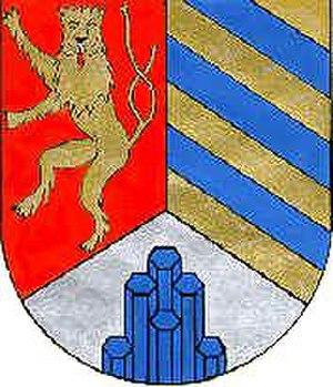 Steineroth - Image: Wappen steineroth ak