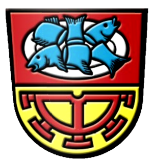 Mühlhausen, Upper Palatinate - Image: Wappen von Mühlhausen Oberpfalz