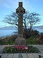 War Memorial, Cove - geograph.org.uk - 761003.jpg