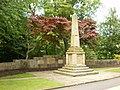 War Memorial, Luddenden Foot Park - geograph.org.uk - 1336792.jpg