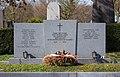 War grave for World war II on the cemetery Hütteldorf in Vienna, Austria-grave stone PNr°0583.jpg
