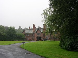 Swinton, Greater Manchester - Wardley Hall