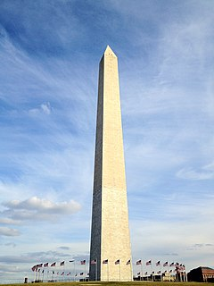 Washington Monument in Washington, D.C.