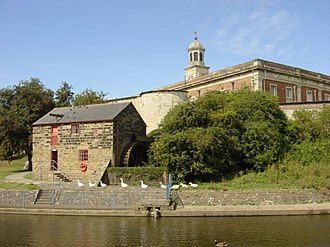 Raindale Mill - Water Mill, York Castle Museum