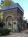 Water tower, Chesham tube station - geograph.org.uk - 1017230.jpg
