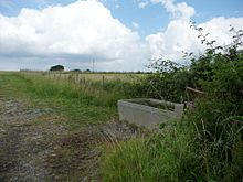 Water trough, Barrington Hill (geograph 4074875).jpg