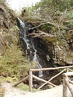 File:Waterfall - geograph.org.uk - 393778.jpg