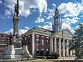 Webster, Massachusetts town hall.jpg