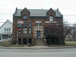 Webster Telephone Exchange Building building in Omaha, Nebraska, United States
