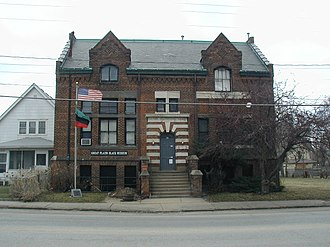 Great Plains Black History Museum - Image: Webster Telephone Exchange Afro American Museum, North Omaha