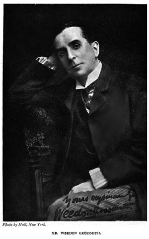 Weedon Grossmith - Weedon Grossmith, c. 1904