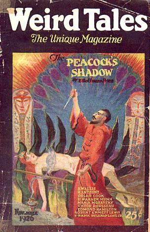 Weird Tales November 1926
