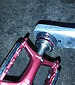 Wellgo QRD-II removable pedal and locked adapter.jpg